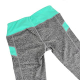 Lasperal Women Workout Pants Casual Elastic Wicking Force Exercise Cap-iuly.com