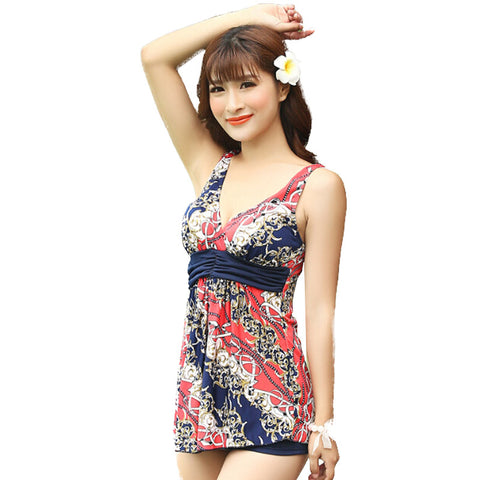 Tankinis Set Women'S Swimming Suit Cover Ups Summer Style Backless Pri-iuly.com