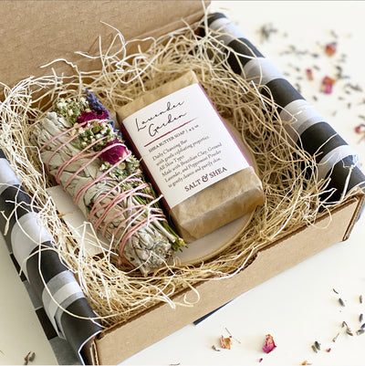 Smoke & Cleanse Gift Box