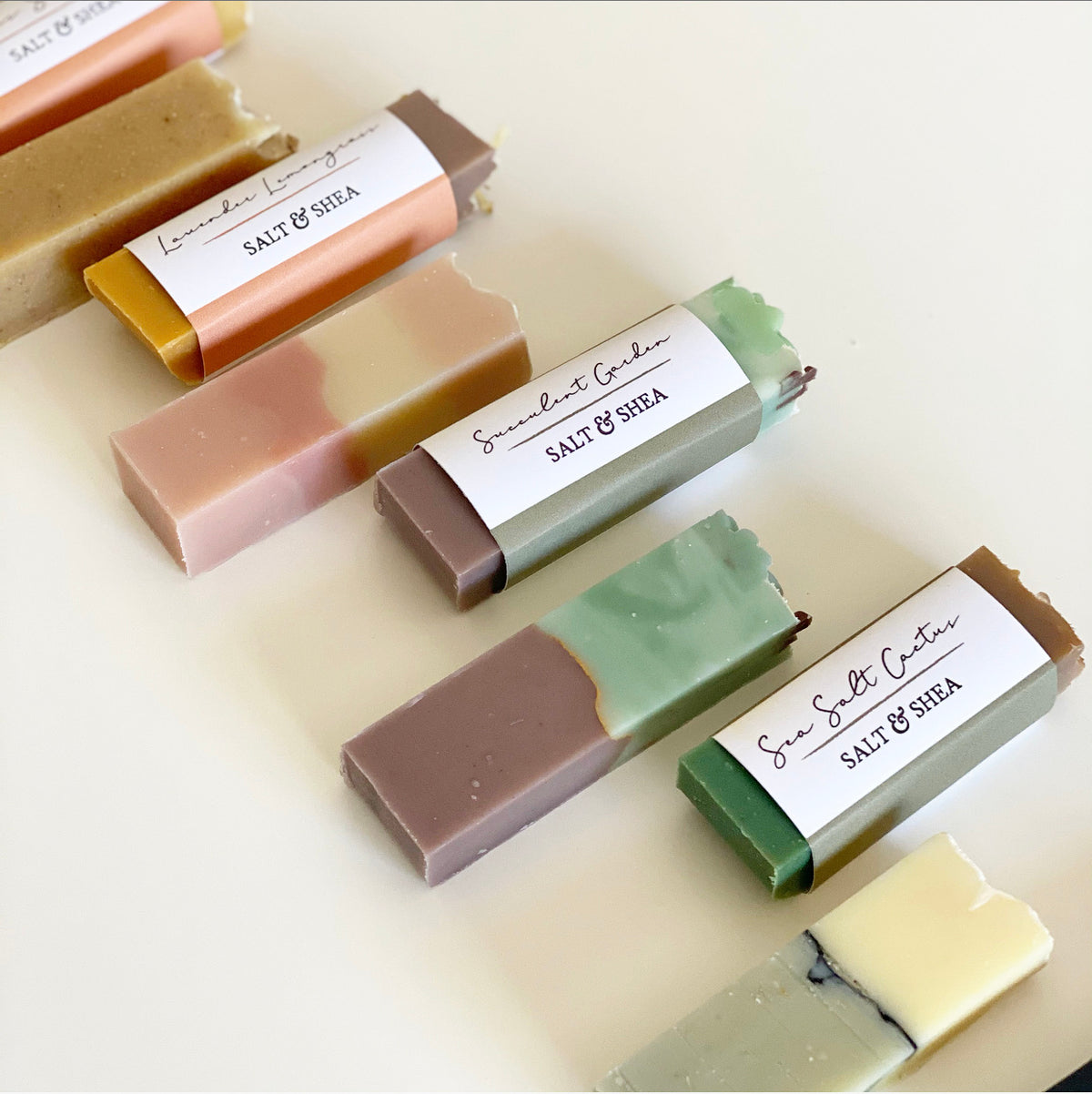 Individual Soap Sticks