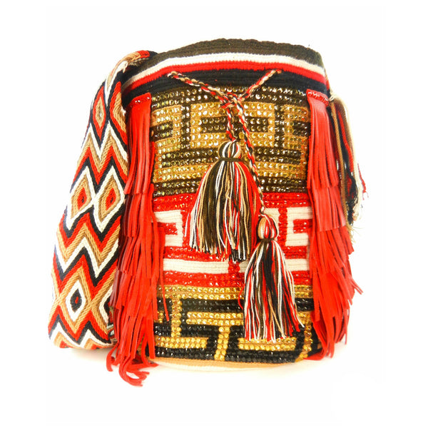 LUXCHILAS - Boho - Bucket Bag