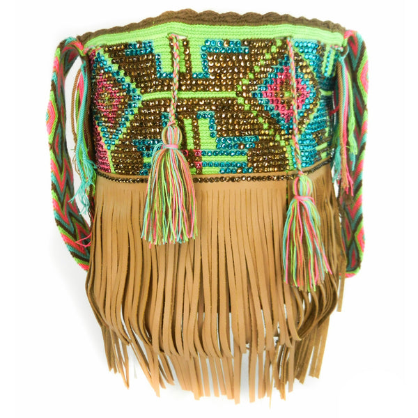 LUXCHILAS - Bucket Bag - Gypsy Bottom
