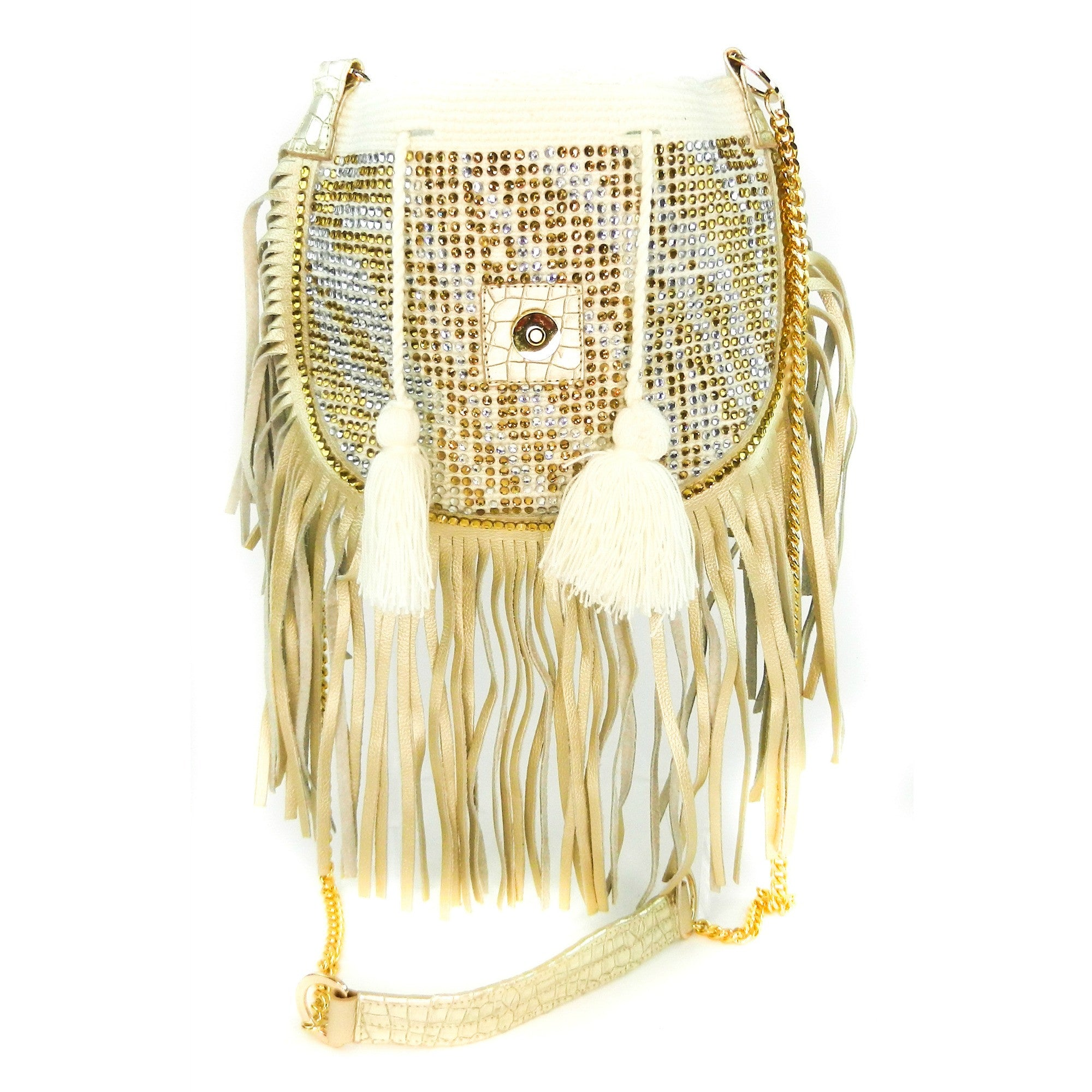 LUXCHILAS - Bucket Bag - Gypsy Flap