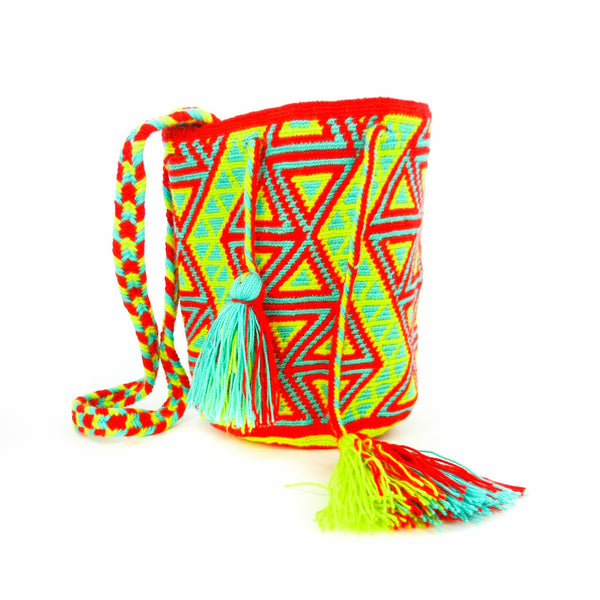LUXCHILAS - Mini Fine - Bucket Bag