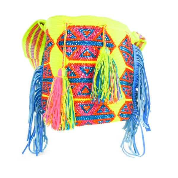 LUXCHILAS - Bucket Bag - Gypsy Side
