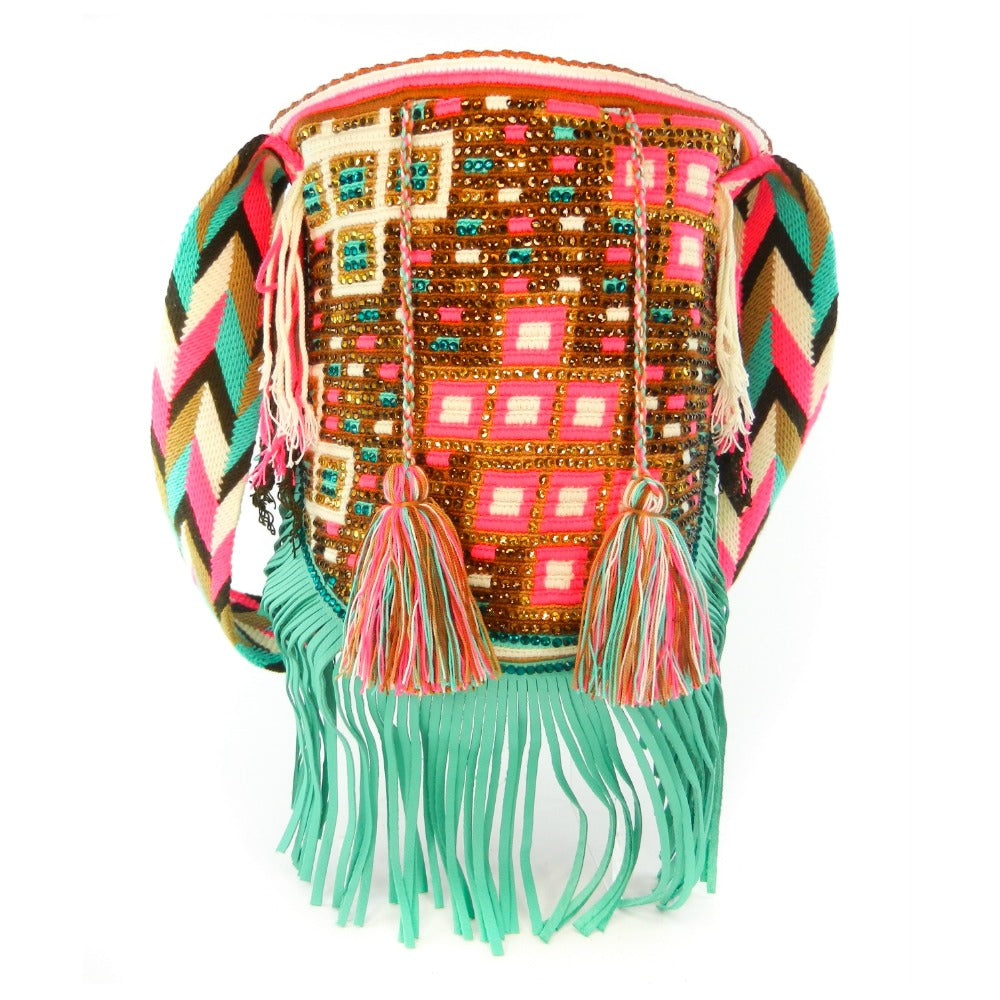 LUXCHILAS - Bucket Bag - Gypsy