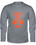"""Suck My Dikta"" Long Sleeve Shirt - Average Joes Fantasy Football Apparel"