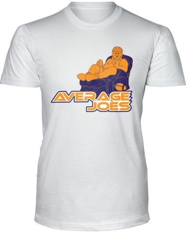 """Average Joes"" T-Shirt - Average Joes Fantasy Football Apparel"