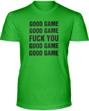 """Good Game....."" T- Shirt - Average Joes Fantasy Football Apparel"