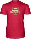 """The Double Ent-Andres"" T-Shirt - Average Joes Fantasy Football Apparel"