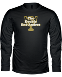 """The Double Ent-Andres"" Long Sleeve Shirt - Average Joes Fantasy Football Apparel"
