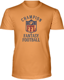 Champion T-Shirt - Average Joes Fantasy Football Apparel