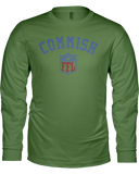"""Commish"" Long Sleeve Shirt - Average Joes Fantasy Football Apparel"