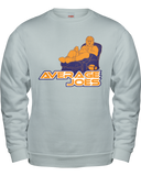 Average Joes Sweatshirt - Average Joes Fantasy Football Apparel