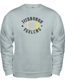 """Titsburgh Feelers"" Sweatshirt - Average Joes Fantasy Football Apparel"