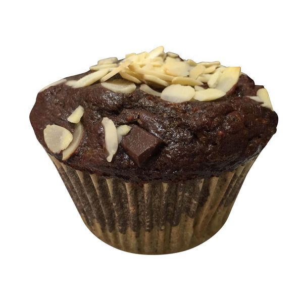 Chocolate Zucchini - 19g protein (Case of 6) - LIFT Protein Muffins