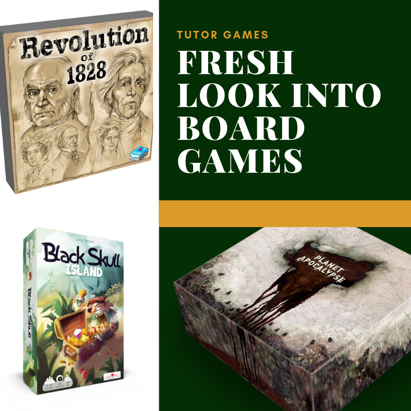 Fresh Look into board games: February edition.