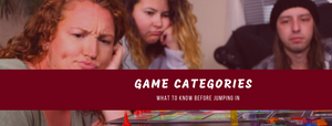 Tutor Know How: Board Game Categories