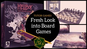 Fresh Look into board games: March edition.