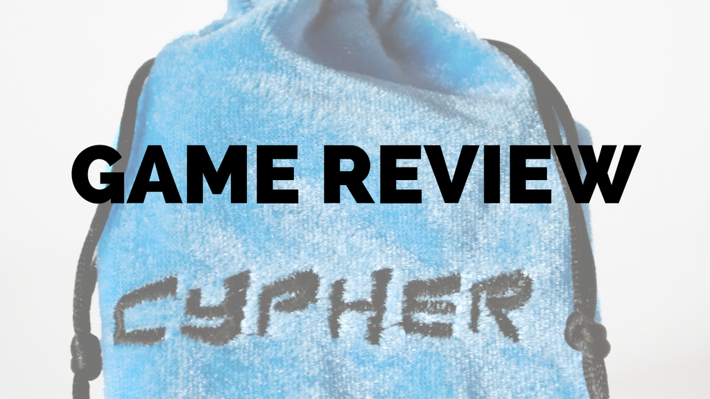 Tutor Review: Cypher