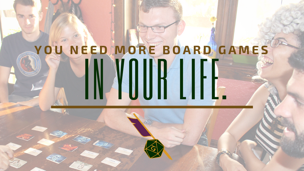This is why you need more board games in your life.