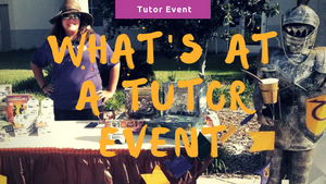 5 Things At A Tutor Event