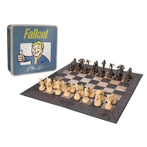 Tutor Games Fallout Chess