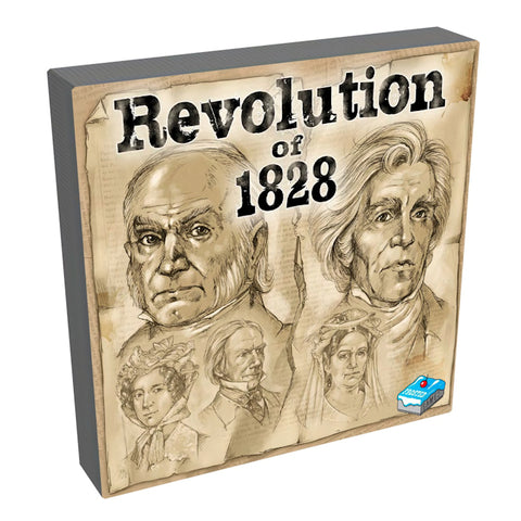 Tutor Games Revolution of 1828