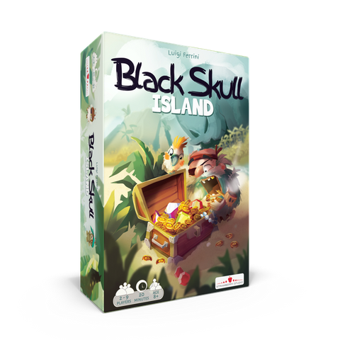 Tutor Games Black Skull Island
