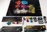 Components of Adrenaline Board Game