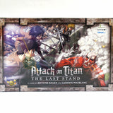 Attack on Titan the last stand board game box
