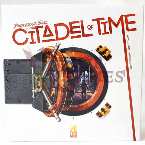 Tutor Games_ Board Games_Professor Evil Citadel of Time_ Fun