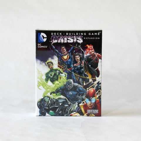 DC Deck Building Game: Crisis Expansion pack 3