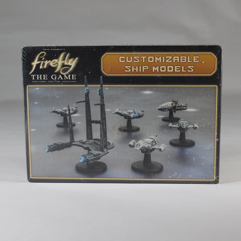 Firefly: paintable Minis