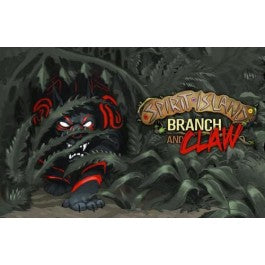 Spirit Island Expansion Branch and Claw
