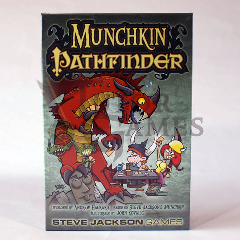 Tutor Games_ Card Games_ Munchkin_ Pathfinder_ Fun