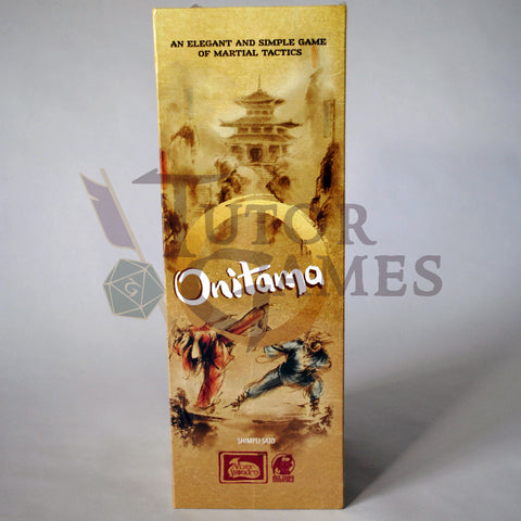 Tutor Games_ Board Games_ Onitama_ Two Player_ strategic