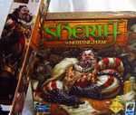 play mat Sheriff of Nottingham