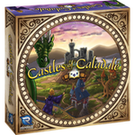 Castles of Caladale box with white background