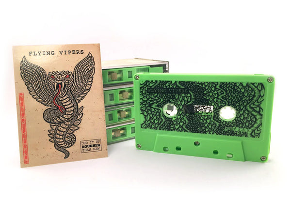 Flying Vipers - The Green Tape
