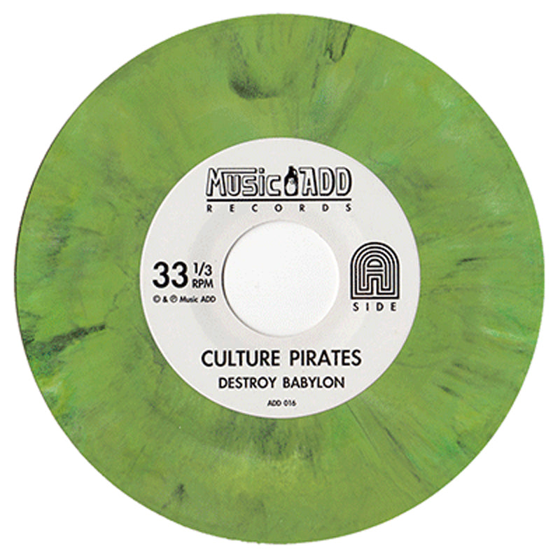 Destroy Babylon - Culture Pirates