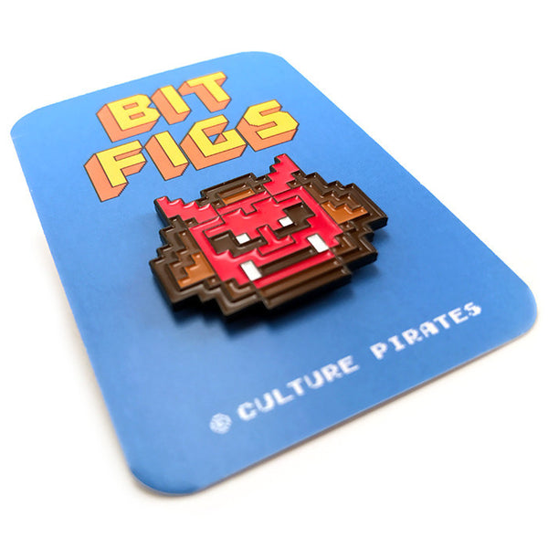 Bit Pins - Series 1 - Oni