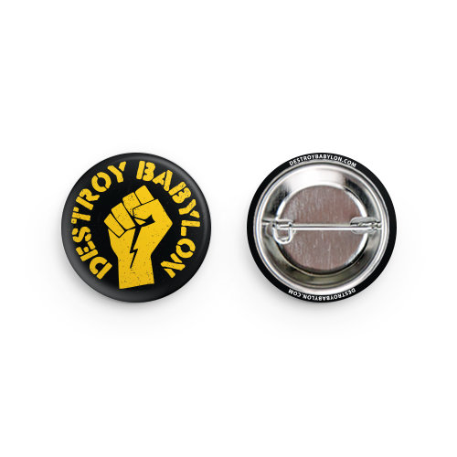 Destroy Babylon - Button Set 1