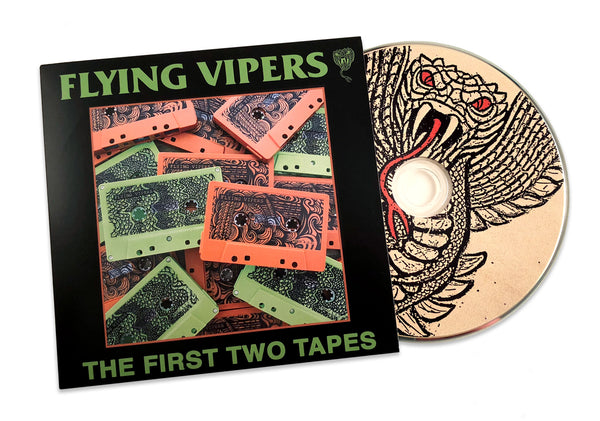 Flying Vipers - The First Two Tapes