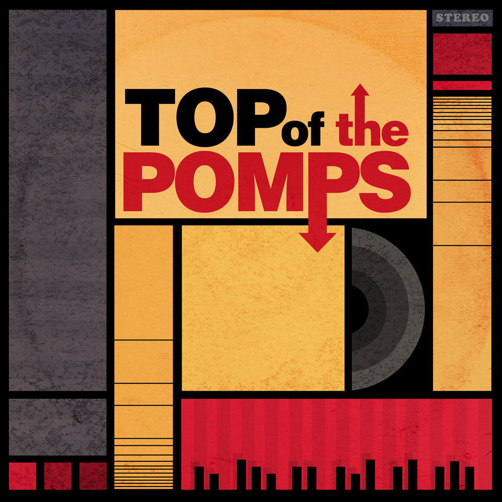 The Pomps - Top of the Pomps