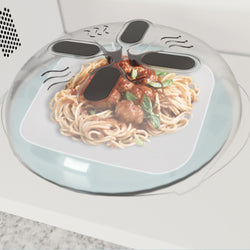 WaveCover - Microwave Splatter Guard