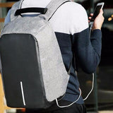 iBag 2.0 - Best Anti-Theft USB Charging Travel Backpack