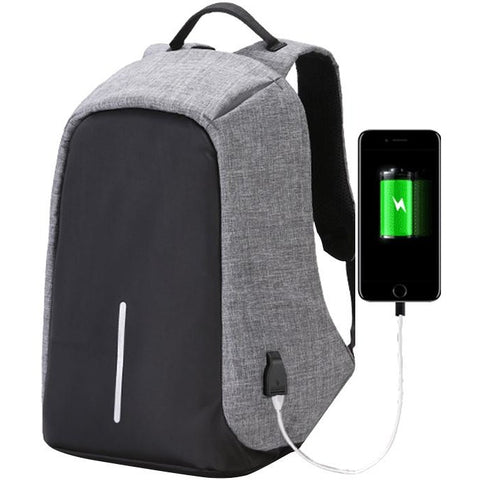 4ebea4606344 iBag 2.0 - Best Anti-Theft USB Charging Travel Backpack – The ...