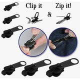 Fix A Zipper - 6 pack Zip Rescue Instant Repair Kit