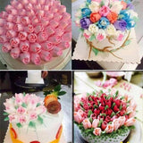 Magic Piece™ Floral Icing Nozzles